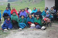 Indigenous Comunidad de Chimborazo