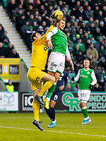 2019 Scottish Premiership Football Hibernian v Kilmarnock Nov 30th