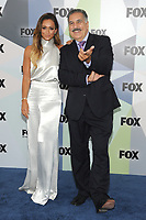NEW YORK, NY - MAY 14: Kate Abdo and Fernando Fiore at the 2018 Fox Network Upfront at Wollman Rink, Central Park on May 14, 2018 in New York City.  <br /> CAP/MPI/PAL<br /> &copy;PAL/MPI/Capital Pictures