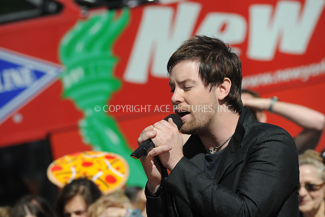 WWW.ACEPIXS.COM . . . . .....May 29, 2008. New York City.....American Idol winner David Cook performs on the CBS Early Show...  ....Please byline: Kristin Callahan - ACEPIXS.COM..... *** ***..Ace Pictures, Inc:  ..Philip Vaughan (646) 769 0430..e-mail: info@acepixs.com..web: http://www.acepixs.com