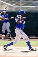Yunior Figueroa  ---  AZL Royals - 2009 Arizona League.Photo by:  Bill Mitchell/Four Seam Images