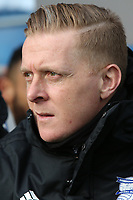 Garry Monk manager of Birmingham City during Queens Park Rangers vs Birmingham City, Sky Bet EFL Championship Football at Loftus Road Stadium on 9th February 2019