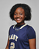 Aziah Hudson of Baldwin poses for a portrait during the Newsday All-Long Island varsity girls basketball photo shoot at company headquarters on Tuesday, Mar. 29, 2016.