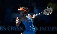 ANA IVANOVIC (SRB)<br /> <br /> Tennis - Australian Open - Grand Slam -  Melbourne Park -  2014 -  Melbourne - Australia  - 13th January 2014. <br /> <br /> &copy; AMN IMAGES, 1A.12B Victoria Road, Bellevue Hill, NSW 2023, Australia<br /> Tel - +61 433 754 488<br /> <br /> mike@tennisphotonet.com<br /> www.amnimages.com<br /> <br /> International Tennis Photo Agency - AMN Images