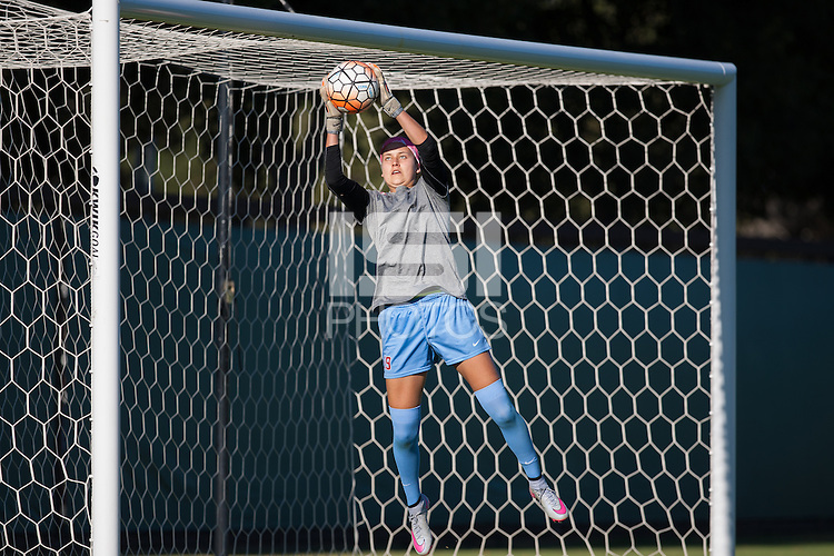 Stanford, CA, November 1, 2015.Stanford Women's Soccer vs. UCLA. Stanford won 2-0 and claimed the PAC 12  Championship