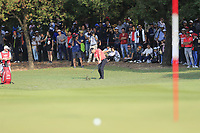 Paul Waring (ENG) on the 16th fairway during the final round of the WGC HSBC Champions, Sheshan Golf Club, Shanghai, China. 03/11/2019.<br /> Picture Fran Caffrey / Golffile.ie<br /> <br /> All photo usage must carry mandatory copyright credit (© Golffile | Fran Caffrey)