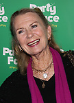Juliet Mills attends the Opening Night of 'Party Face' on January 22, 2018 at Robert 2 Restaurant in New York City.