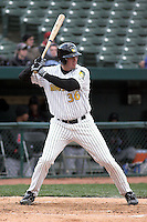 April 5, 2007:  Brad Miller of the South Bend SilverHawks at Coveleski Stadium in South Bend, IN.  Photo by:  Chris Proctor/Four Seam Images
