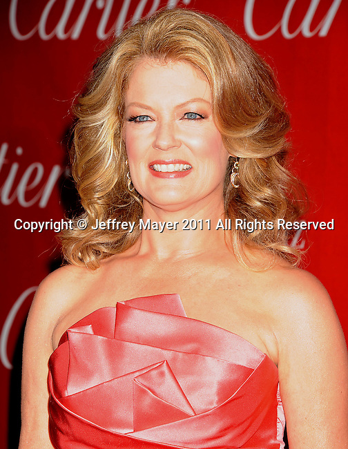 PALM SPRINGS, CA - January 08: Mary Hart attends the 22nd Annual Palm Springs International Film Festival Awards Gala at Palm Springs Convention Center on January 8, 2011 in Palm Springs, California.