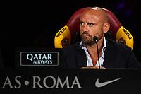AS Roma Sport Director Gianluca Petrachi attends the press conference <br /> Roma 08/07/2019 Centro Sportivo Trigoria <br /> Press Conference <br /> Football Calcio Serie A 2019/2020 <br /> Photo Andrea Staccioli / Insidefoto