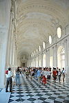 La Reggia di Venaria Reale. La Galleria di Diana 2007..Venaria Reale, residence of the Royal House of Savoy. The Diana Gallery..Ph. Marco Saroldi/Pho-to.it