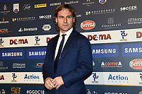 Pavel Nedved<br /> Milano 3-12-2018 Gran Gala Calcio AIC Associazione Italiana Calciatori <br /> Daniele Buffa / Image Sport / Insidefoto