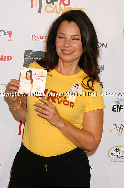 HOLLYWOOD, CA. - September 05: Actress Fran Drescher arrives at Stand Up For Cancer at The Kodak Theatre on September 5, 2008 in Hollywood, California.