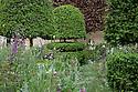 Laurent-Perrier Bicentenary Garden, designed by Arne Maynard, RHS Chelsea Flower Show 2012.