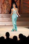 """Miss Argentina Josefina Herrero, November 11, 2014, Tokyo, Japan : Miss Argentina Josefina Herrero walks down the runway during """"The 54th Miss International Beauty Pageant 2014"""" on November 11, 2014 in Tokyo, Japan. The pageant brings women from more than 65 countries and regions to Japan to become new """"Beauty goodwill ambassadors"""" and also donates money to underprivileged children around the world thought their """"Mis International Fund"""". (Photo by Rodrigo Reyes Marin/AFLO)"""