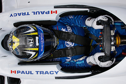 22-24, July, 2011, Edmonton, Alberta, Canada<br /> Paul Tracy<br /> (c) 2011 Perry Nelson<br /> LAT Photo USA