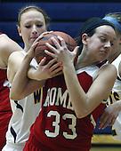 Romeo at Oxford, Girls Varsity Basketball, 2/27/13