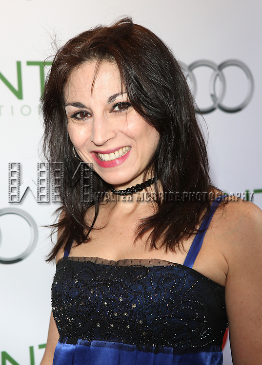 Valerie Smaldone.attending the Point Foundation's Fourth Annual Gala - Point Honors New York in New York City.