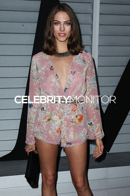 WEST HOLLYWOOD, CA, USA - JUNE 10: Julia Voth at the MAXIM Hot 100 Party held at the Pacific Design Center on June 10, 2014 in West Hollywood, California, United States. (Photo by Xavier Collin/Celebrity Monitor)