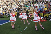 2 December 2006: The Stanford Dollies during Stanford's 26-17 loss to Cal in the 109th Big Game at Memorial Stadium in Berkeley, CA.