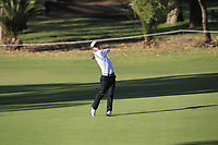 Jazz Janewattananond (THA) in action on the 11th during Round 2 of the ISPS Handa World Super 6 Perth at Lake Karrinyup Country Club on the Friday 9th February 2018.<br /> Picture:  Thos Caffrey / www.golffile.ie<br /> <br /> All photo usage must carry mandatory copyright credit (&copy; Golffile   Thos Caffrey)