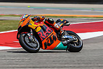 Pol Espargaro (44) in action before the Red Bull Grand Prix of the Americas race at the Circuit of the Americas racetrack in Austin,Texas.