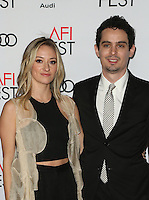 Hollywood, CA - NOVEMBER 15: Damien Chazelle, Guest, At Audi Celebrates La La Land At AFI Fest 2016 Presented By Audi At The TCL Chinese Theatre, California on November 15, 2016. Credit: Faye Sadou/MediaPunch