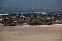 Natal_RN, Brasil...Vista panoramica de Natal...The panoramic view of Natal...Foto: LEO DRUMOND / NITRO