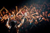 La Maldita Vecindad y los Hijos del Quinto Patio, durante un par de conciertos de rock nacional o rock en tu idioma en Hermosillo.<br /> Foto: LuisGutierrez/NORTEPHOTO