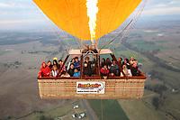 23 August - Hot Air Balloon Gold Coast and Brisbane
