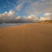 Golden sands of Traigh Mor beach, Scarista, Isle of Harris, Scotland