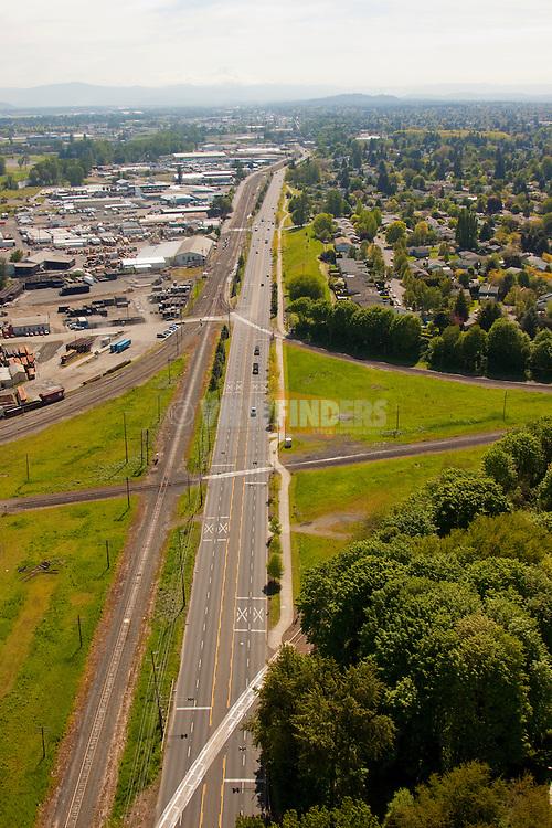 Columbia Blvd, Portland, Oregon