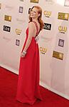 SANTA MONICA, CA - JANUARY 10: Jessica Chastain arrives at the 18th Annual Critics' Choice Movie Awards at The Barker Hanger on January 10, 2013 in Santa Monica, California.