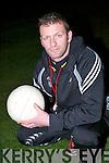 Pat ODriscoll, Trainer of the Ardfert Senior Football Team..