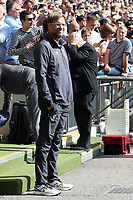 Liverpool manager Jurgen Klopp during Tottenham Hotspur vs Liverpool, Premier League Football at Wembley Stadium on 15th September 2018
