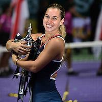 BNP Paribas WTA Finals SINGAPORE 2016