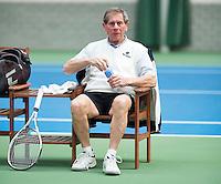 Hilversum, The Netherlands, March 09, 2016,  Tulip Tennis Center, NOVK, Gerard Haarhuis (NED)<br /> Photo: Tennisimages/Henk Koster