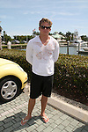 Billy Magnussen - ATWT - 11th Annual SoapFest - Actors take a break on the Ramblin' Rose with Ken as the captain on May 2, 2009 on Marco Island, FLA. (Photo by Sue Coflin/Max Photos)