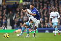 110122 Everton v West Ham Utd