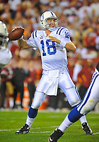 Colts QB Peyton Manning