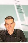 14.06.2019, Wohninvest Weserstadion, Bremen, GER, 1.FBL, Werder Bremen Partnerschaft mit Wohninvest, <br /> <br /> Werder Bremen hat die Namensrecht für 10 Jahre an die Wohninvest in Stuttgart verkauft. Das Stadiuon wird künftig wohninvest Weserstadion heißen<br /> im Bild<br /> Jens Zimmermann ( Sprecher wohninvest-Gruppe)<br /> <br /> <br /> Foto © nordphoto / Kokenge