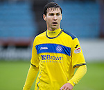 St Johnstone Players 2011-12