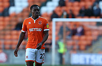 Blackpool's Marc Bola<br /> <br /> Photographer Stephen White/CameraSport<br /> <br /> The EFL Sky Bet League One - Blackpool v Rochdale - Saturday 6th October 2018 - Bloomfield Road - Blackpool<br /> <br /> World Copyright © 2018 CameraSport. All rights reserved. 43 Linden Ave. Countesthorpe. Leicester. England. LE8 5PG - Tel: +44 (0) 116 277 4147 - admin@camerasport.com - www.camerasport.com