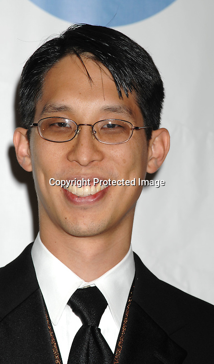 Gene Luen Yang..at The National Book Awards Gala on November 15, 2006 ..at The Marriott Marquis Hotel in New York City...Photo by Robin Platzer, Twin Images