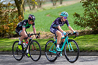 Picture by Alex Whitehead/SWpix.com - 03/05/2018 - Cycling - 2018 Asda Women's Tour de Yorkshire - Stage 1: Beverley to Doncaster - Anna Christian of Trek Drops.