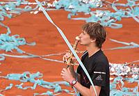 2018 05 13 Final Mutua Madrid open Zverev vs Thim