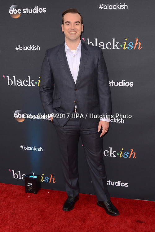 """LOS ANGELES - APR 12:  Jeff Meacham at the """"Blackish"""" FYC Event at the Television Academy, on April 12, 2017 in North Hollywood, CA"""