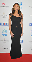 Jessica Wright at the Football For Peace Initiative Dinner by Global Gift Foundation, Corinthia Hotel, Whitehall Place, London, England, UK, on Monday 08th April 2019.<br /> CAP/CAN<br /> ©CAN/Capital Pictures