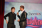 eoghan quigg and nicky byrne at the 2008 Cheerios Childline Concert in the O2...Photo NEWSFILE/Jenny Matthews.(Photo credit should read Jenny Matthews/NEWSFILE)....This Picture has been sent you under the condtions enclosed by:.Newsfile Ltd..The Studio,.Millmount Abbey,.Drogheda,.Co Meath..Ireland..Tel: +353(0)41-9871240.Fax: +353(0)41-9871260.GSM: +353(0)86-2500958.email: pictures@newsfile.ie.www.newsfile.ie.FTP: 193.120.102.198.