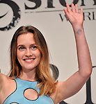 """Leighton Meester, Sep 25, 2014 : Tokyo, Japan : Actress Leighton Meester attends a launch event for new fragrance brand """"ST. Rillian"""" in Tokyo, Japan on September 25, 2014."""